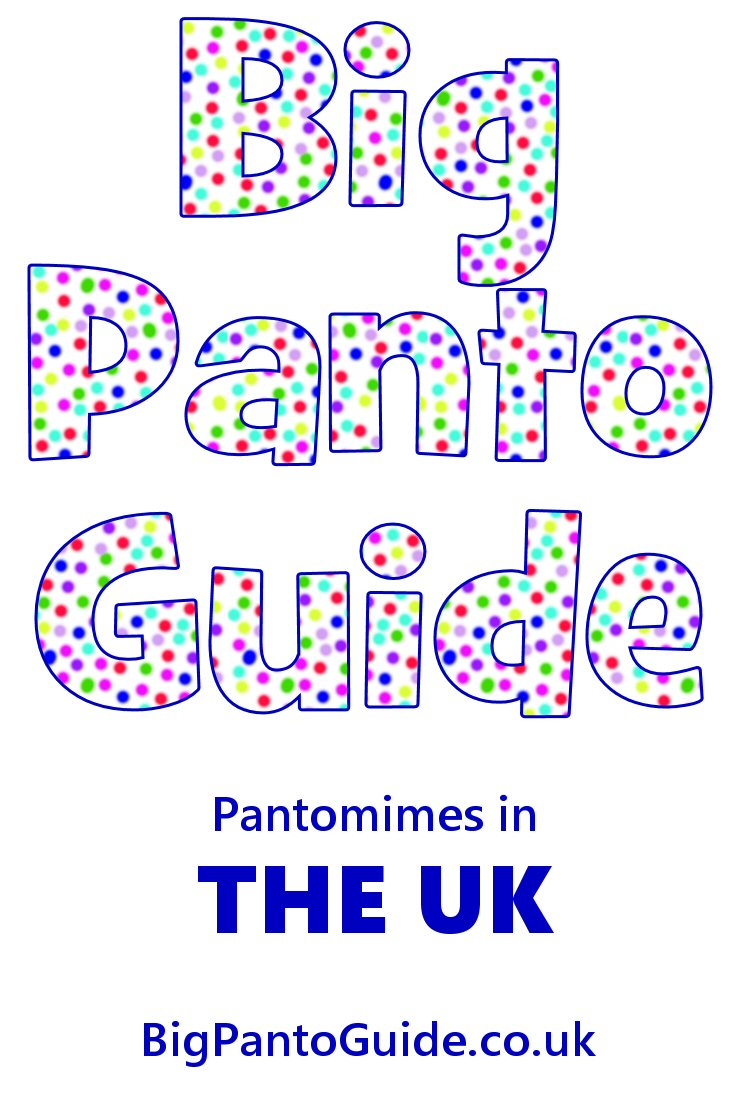Pantomimes in  2019-2020 - Big Panto Guide