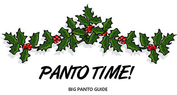 Big Panto Guide -  Your guide to Pantomimes in the UK  2020 - 2021