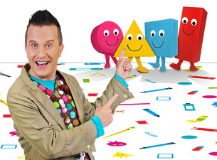 Mister Maker and The Shapes - Live!