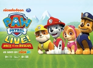 Paw Patrol Live 2018 - The Great Pirate Adventure