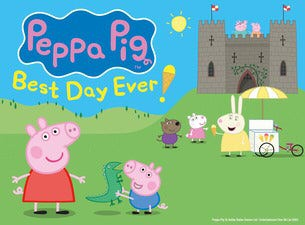 Peppa Pig's Best Day Ever 2021