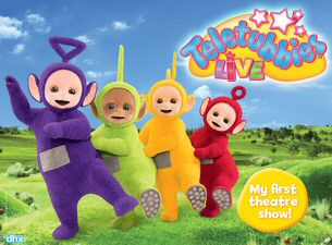 Teletubbies LIVE! 2017 - 2018