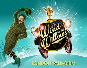 Wind in the Willows - Live